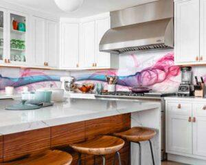 digital print kitchen splashback